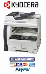 Kyocera Mita Km 1620   1635   1650 Service Manual  U0026 Repair