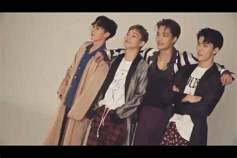 exo comeback 2018 exo stun with their good looks in their 2018 season s