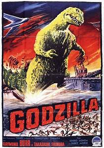 Godzilla, King of the Monsters (1956) | Gojira | Pinterest