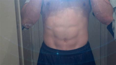 ripped  pack abs   weeks challenge