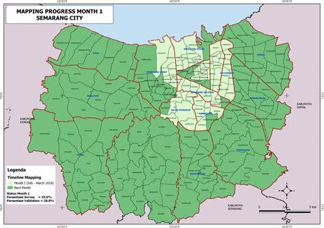 semarang city openstreetmap indonesia