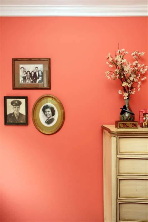 pantone color of the year 2019 coral paint matches