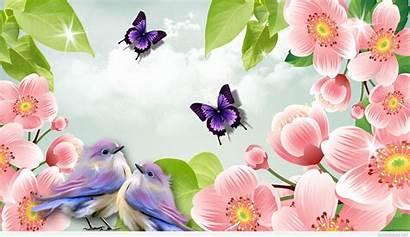 Spring Wallpapers March Nature April Desktop Flowers