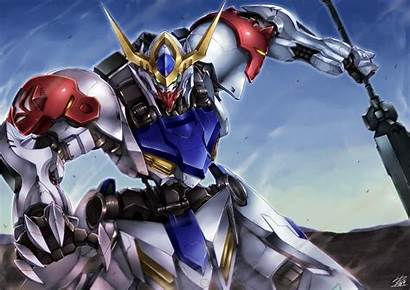 Gundam Orphans Blooded Iron Mobile Suit Iphone