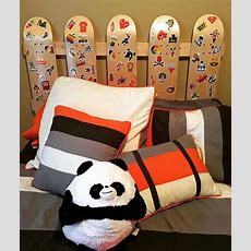 Best 25+ Skateboard Headboard Ideas On Pinterest