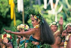 """Tamure"" is a traditional Polynesian dance characterized ..."