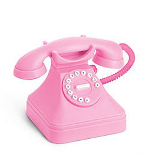 girl accessories new american girl doll 39 s pink play phone rings bedroom