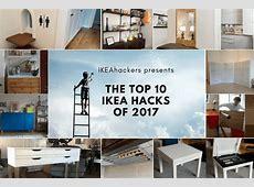 Drumroll! Presenting the top 10 IKEA hacks of 2017 IKEA