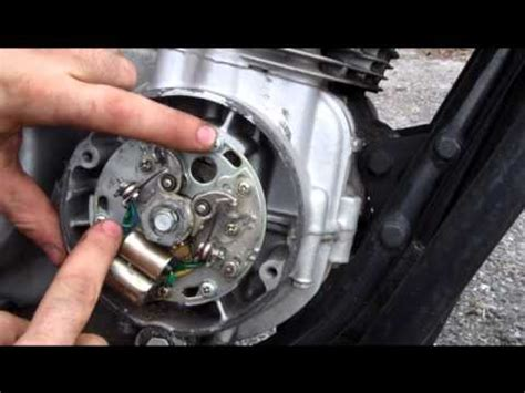 Motorcycle Wiring A Condenser by How To Adjust And Restore Points On Your Vintage
