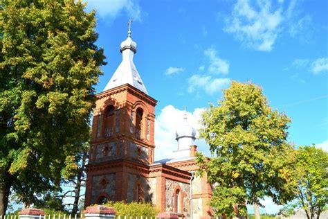 Sv. Jāņa Kristītāja pareizticīgo baznīca Salienā (Tartakā) - VISITDAUGAVPILS