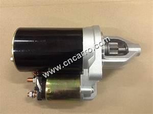 Manufacture Oem 24518889 Chevrolet N300 N200 Starter Motor