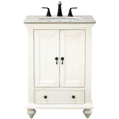 home decorators collection newport 25 in vanity in ivory