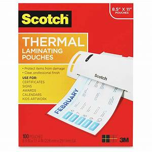 thermal laminating pouches letter size ld products With thermal laminating pouches letter size
