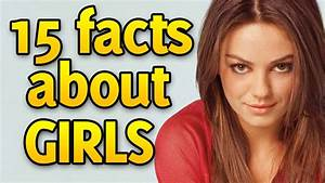 15 Interesting Funny Facts About Girls - Your Monday Cure ...