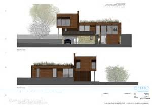 home architect plans elevations hookgate cottage