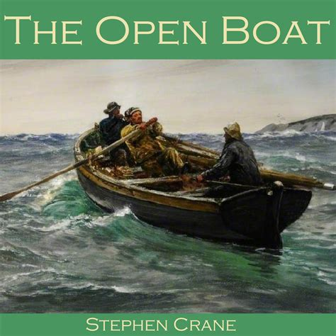Stephen Crane The Open Boat the open boat audiobook by stephen crane read by cathy