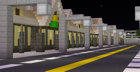 greenfield   realistic modern city  minecraft minecraft building