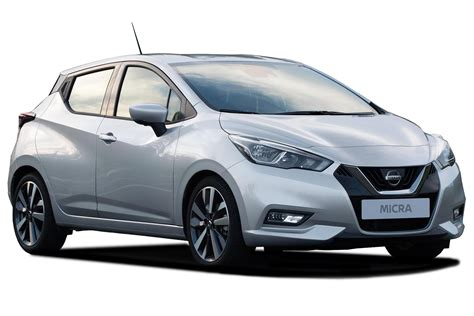Nissan Car : Nissan Micra Hatchback Mpg, Co2 & Insurance Groups