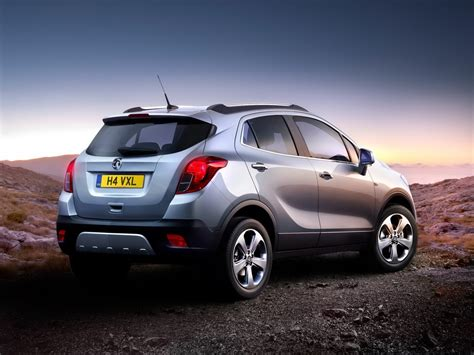 Opel Vauxhall by Opel Vauxhall Mokka Crossover Revealed Autoevolution