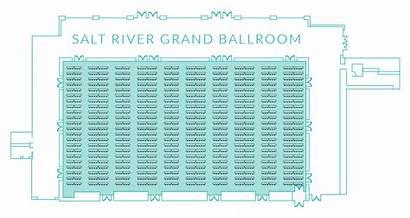 Salt River Ballroom Grand Configuration Classroom