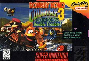 Donkey Kong Country 3 Dixie Kong39s Double Trouble