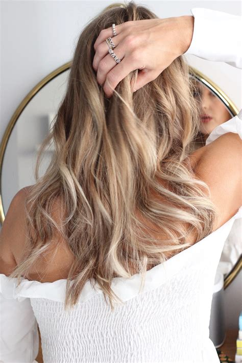 Ghd Curls Hairstyles by Creating Waves With The Ghd Platinum Styler