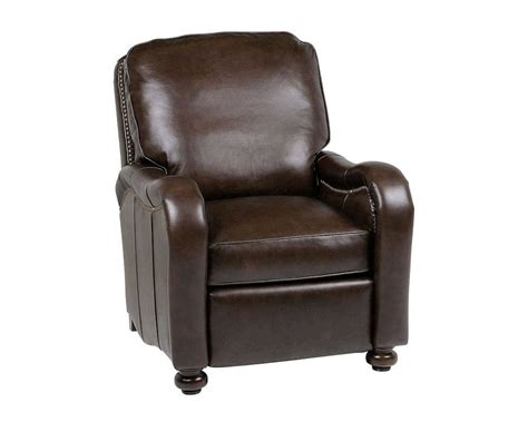 recliners made in usa classic leather recliner usa made monterra 1169