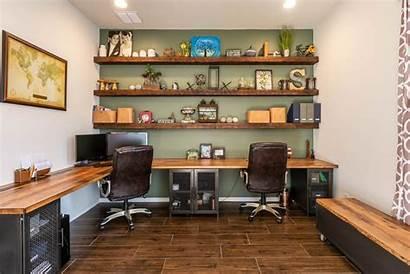Office Modern Desk Shaped Silvas Cabinets Box
