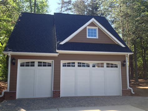 3 car detached garage cornelius nc henderson building group