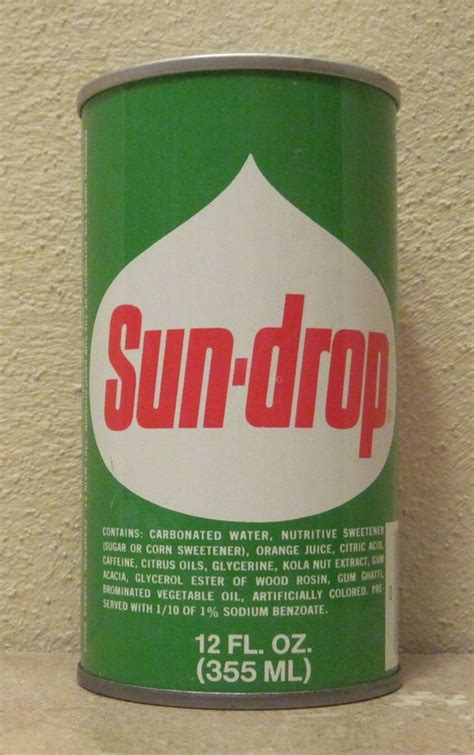 sun drop  soda  collection