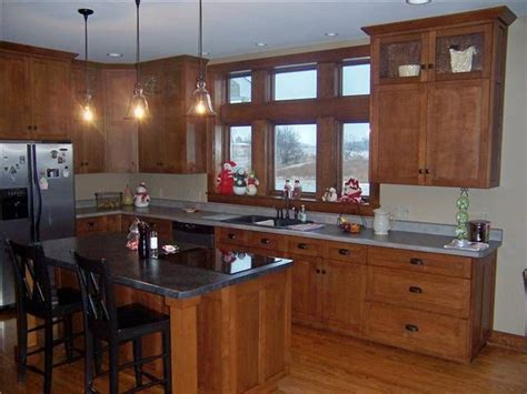 Quarter Sawn Oak Cabinets Kitchen   Quartersawn white oak