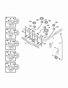 Kenmore Elite Dual Fuel Range Parts