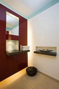Gäste Wc Möbel : baqua flachwaschtisch das design waschbecken ohne becken ~ Michelbontemps.com Haus und Dekorationen