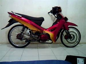Modifikasi Motor Vega