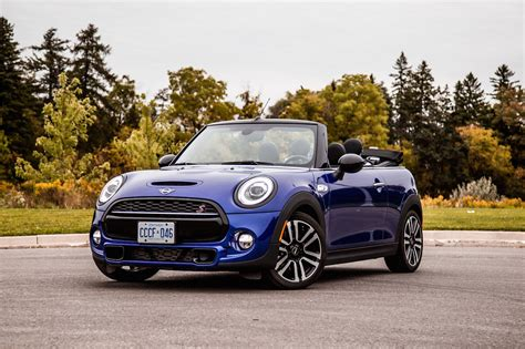 Review Mini Cooper Convertible by Review 2019 Mini Cooper S Convertible Starlight Blue