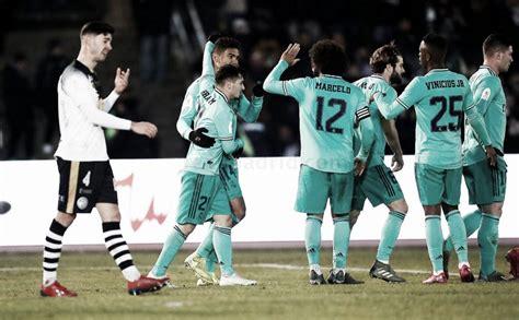 Real Zaragoza vs Real Madrid en vivo online por la Copa ...