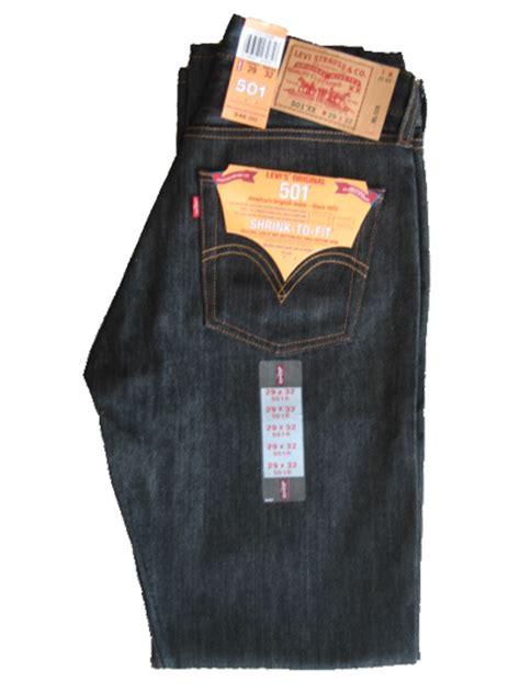 Levis 501 Jeans  Purple Rigid Shrinktofit (0759)  $45