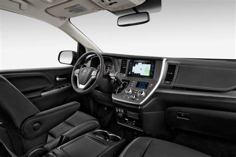 toyota sienna review ratings edmunds