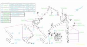 Subaru Legacy Gt Limited Sedan Cap  Steering  Tank  System