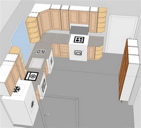 small kitchen design layout how to design a small kitchen layout rapflava 5438