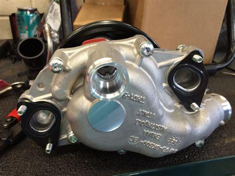 water pump question page  jaguar forums