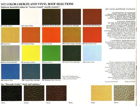 international paint color chart car tuning lentine