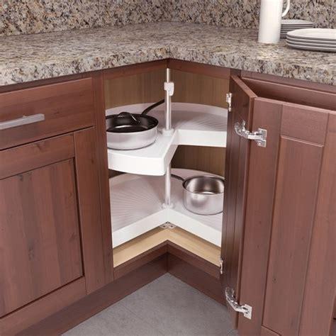 kitchen lazy susan cabinet vauth sagel v susan 32 quot kidney lazy susan 2 trays kt 5318