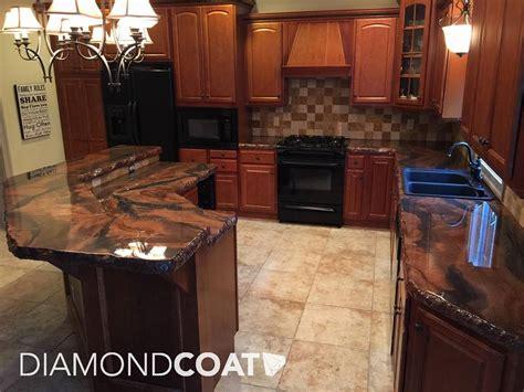 epoxy flooring youngstown ohio diamond coat youngstown custom epoxy countertops and floors