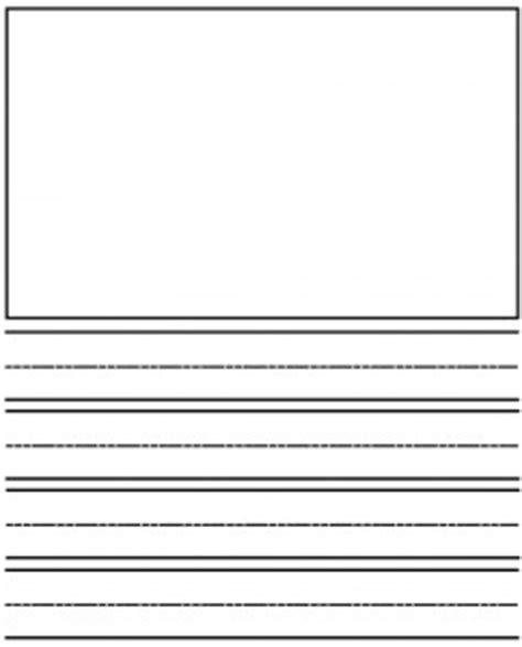 kindergarten writing activities 160   Kindergarten Writing Template2 242x300