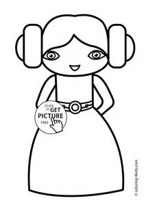 lego princess leia coloring pages - Lego Princess Leia Coloring Pages