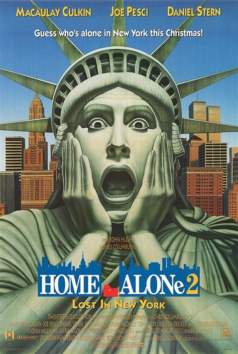 Film Review Home Alone 2 Lost In New York (1992)  Film Blerg