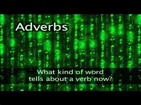 Youtube  Rock And Roll Adverbs  Adverb Song Lessonpaths