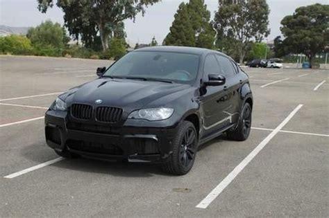 Sell Used 2012 Bmw X6m In Auburn, California, United States