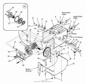 Mtd 31as615e099  247 888640   2003  Parts Diagram For Frame